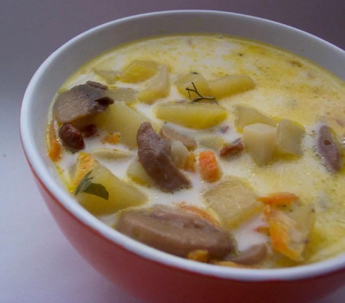 Супы кулинарные рецепты от натальи